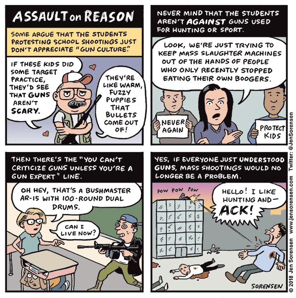 Assault on Reason