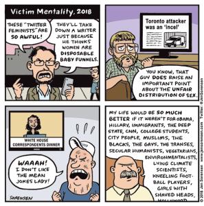 Victim Mentality 2018