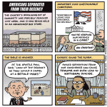 Americans Separated From Their Decency