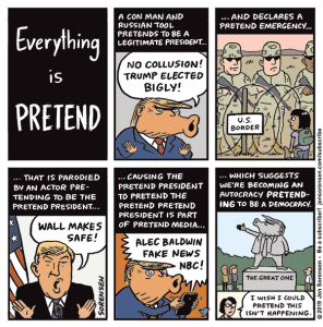 Everything is Pretend