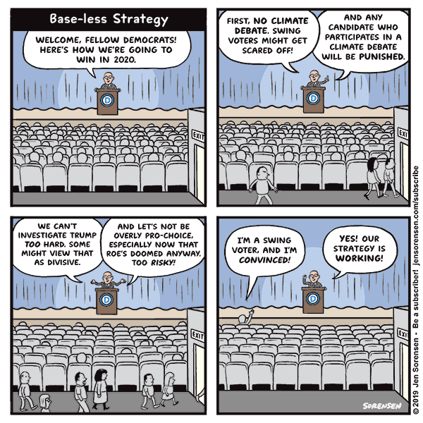 Base-less Strategy