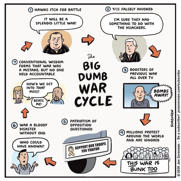 The Big Dumb War Cycle