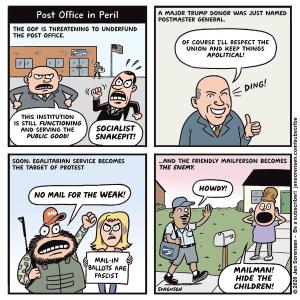 Post Office in Peril