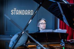 Musikfotograf Jens Panduro har taget billeder af Niels Lan Doky
