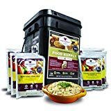 Wise Company Emergency Food Supply, Entree Variety, 25-Year Shelf Life, 60 Servings  by Wise Company