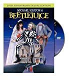 Beetlejuice (20th Anniversary Deluxe Edition) by Warner Home Video  Deluxe Edition