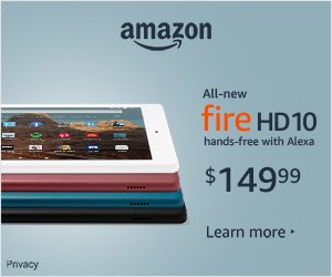 Shop Amazon Devices | All-new Fire HD 10 tablet