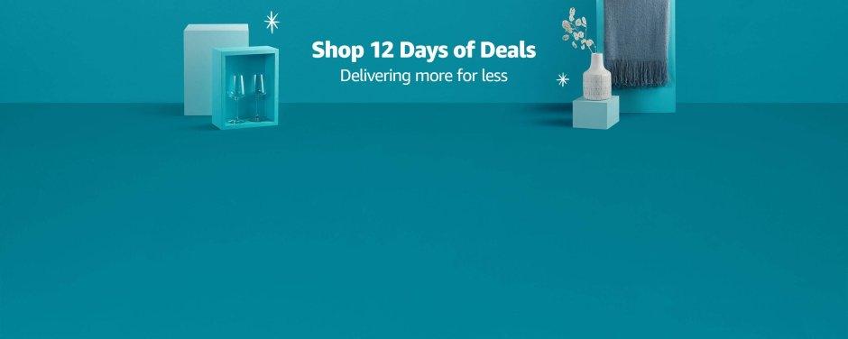 Amazon 12 days of deals
