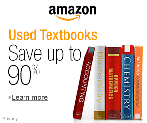 Starting a new semester?  Save big on the textbooks you need.