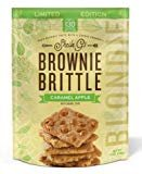 Limited Edition Brownie Brittle Caramel Apple with Caramel Chips  by Sheila G's