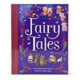 See all 8 images  Fairy Tales: A Beautiful Collection of Favorite Fairy Tales Hardcover