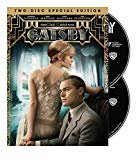 The Great Gatsby (Two-Disc Special Edition DVD)  Special Edition  Leonardo DiCaprio (Actor), Tobey Maguire (Actor), & 1 more