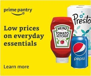 Introducing Prime Pantry - Everyday Essentials Delivered to You