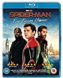 Spider-Man: Far From Home [Blu-ray] [2019] [Region Free]  Tom Holland (Actor), Samuel L. Jackson (Actor), & 1 more