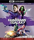 GUARDIANS OF THE GALAXY [Blu-ray]  4K  Chris Pratt (Actor), ZoÃ« Saldana (Actor), & 1 more