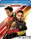 ANT-MAN AND THE WASP [Blu-ray]  Blu-ray + Digital Code  Paul Rudd (Actor, Writer), Evangeline Lilly (Actor), & 1 more