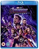 Avengers Endgame [Blu-ray] [2019] [Region Free]  Robert Downey Jr. (Actor), Chris Evans (Actor), & 2 more