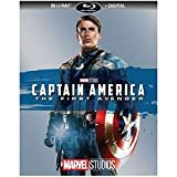 CAPTAIN AMERICA: THE FIRST AVENGER [Blu-ray]  Chris Evans (Actor), Tommy Lee Jones (Actor), & 1 more