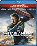 Captain America: The Winter Soldier (3D Blu-ray + Blu-ray)  Chris Evans (Actor), Scarlett Johannsson (Actor), & 2 more