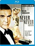 Never Say Never Again (Collector's Edition) [Blu-ray]  Collector's Edition  Sean Connery (Actor), Klaus Maria Brandauer (Actor), & 1 more