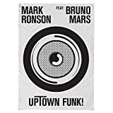 Uptown Funk (Radio Edit)  Mark Ronson feat. Bruno Mars