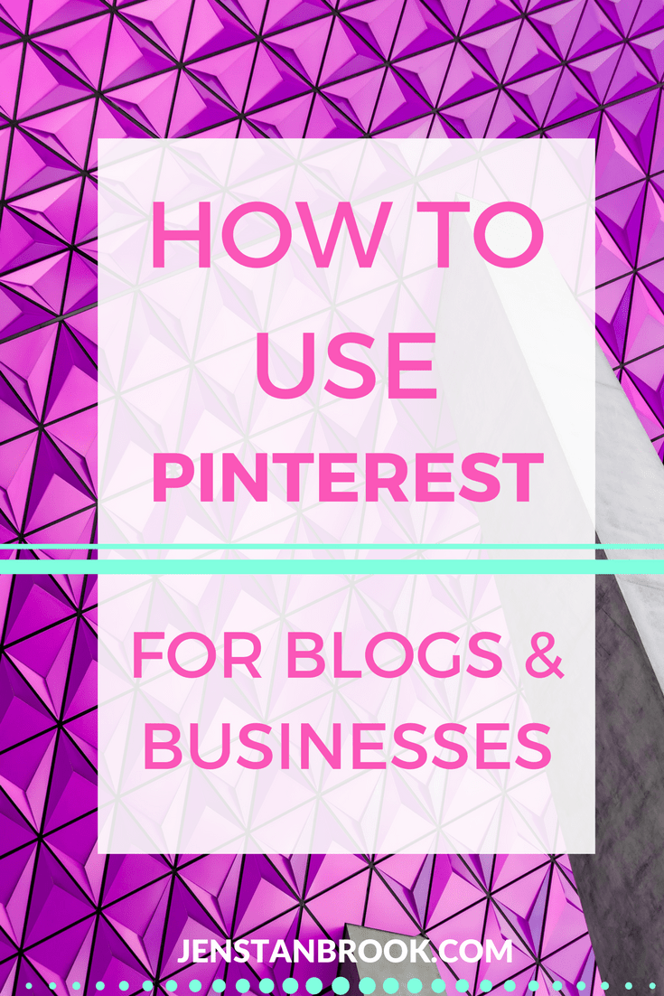 A back to basics approach looking at why you need Pinterest for your blog or you business, and how to get started if you're new. Pinterest is so powerful and an often untapped resource, that you need to know how to market yourself successfully on the platform. Just take a look at the statistics in here, it's enough reason to start.