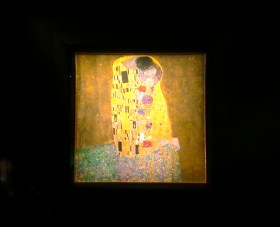 """The Kiss"" by KLIMT"