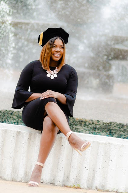 GRADUATION SEASON: MEET NISHA KING-HAWKINS
