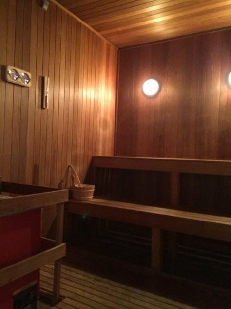 Aji sauna