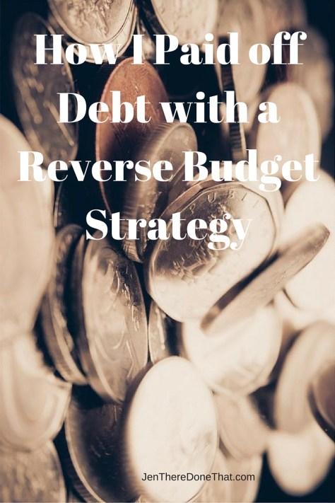 Reverse Budget