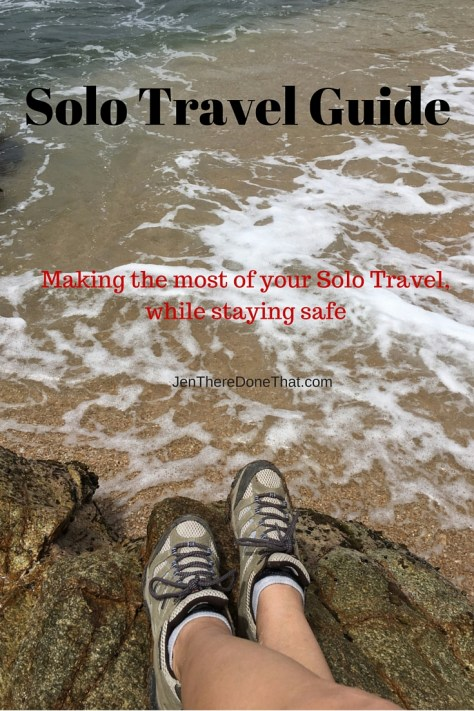 Solo Travel Guide