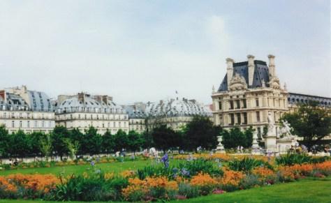 Jardin des Tuileries 2001