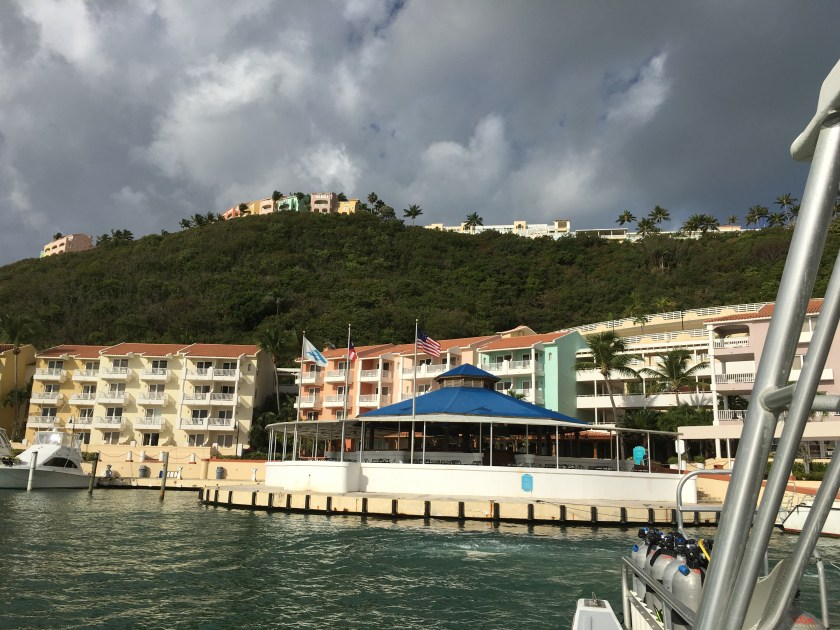 Marina Lanais from Casa del Mar dive boat