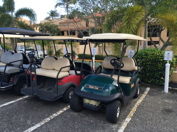 Club Cala Golf Cart Rental