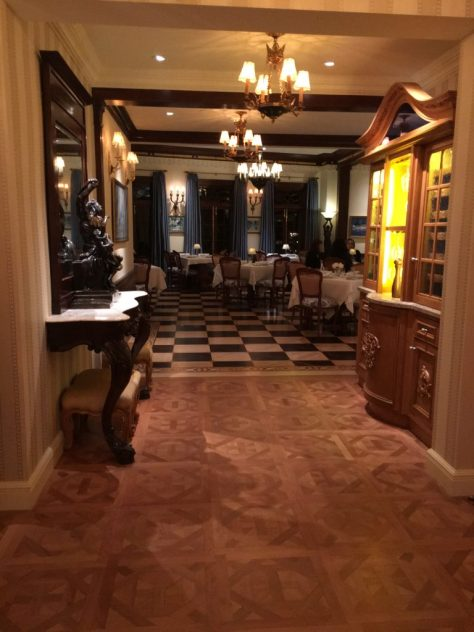 Club 33 entrance 2016 - Photo Courtesy of Penny Fillebrown.