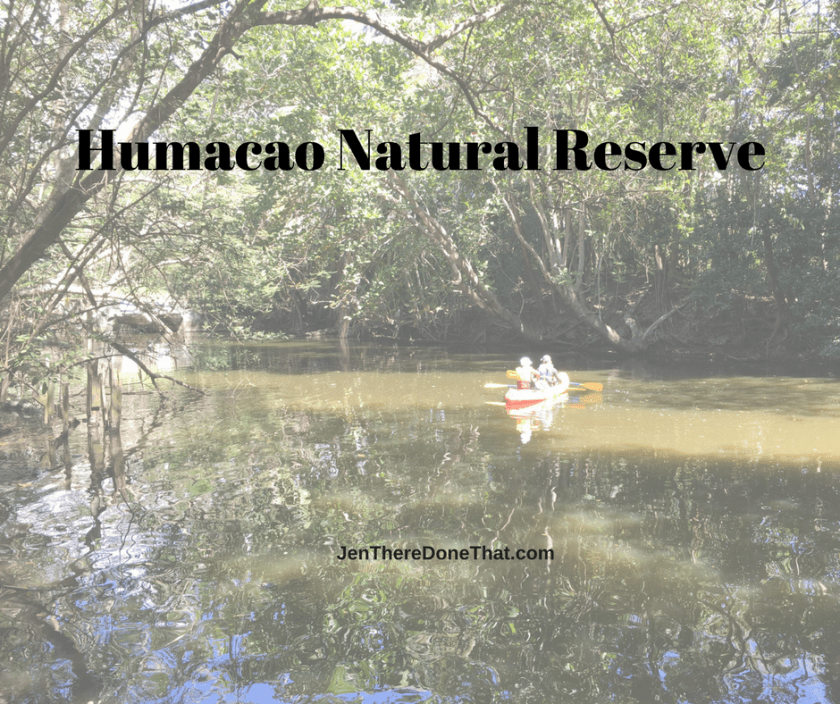 Humacao Natural Reserve