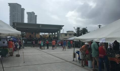 Luquillo Farmers Market January 2018