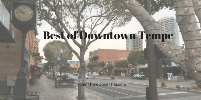 Best of Downtown Tempe, Arizona