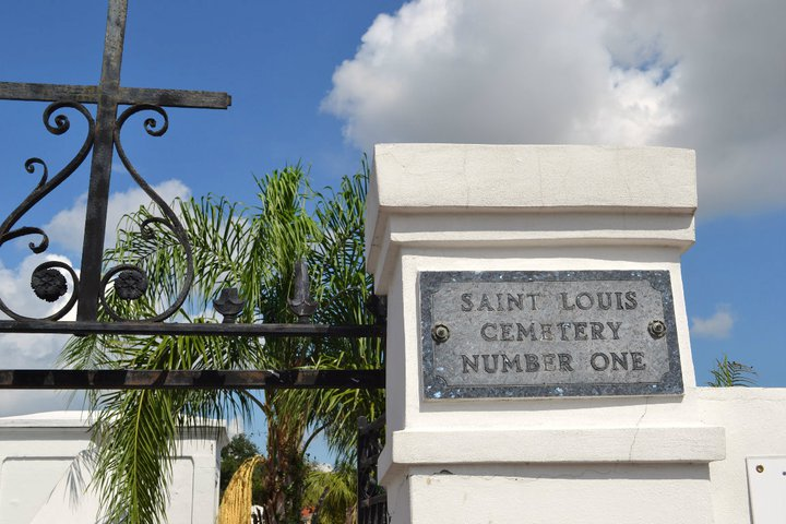 Cemetery One in New Orleans
