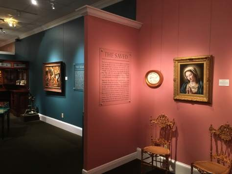 Royal Gallery Exhibit in M S Rau Antiques, New Orleans