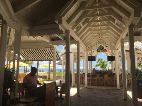 Four Seasons Nevis Cabana Beach Bistro