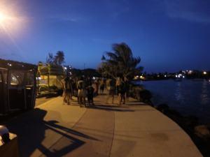 Las Croabas Kayak tour check in