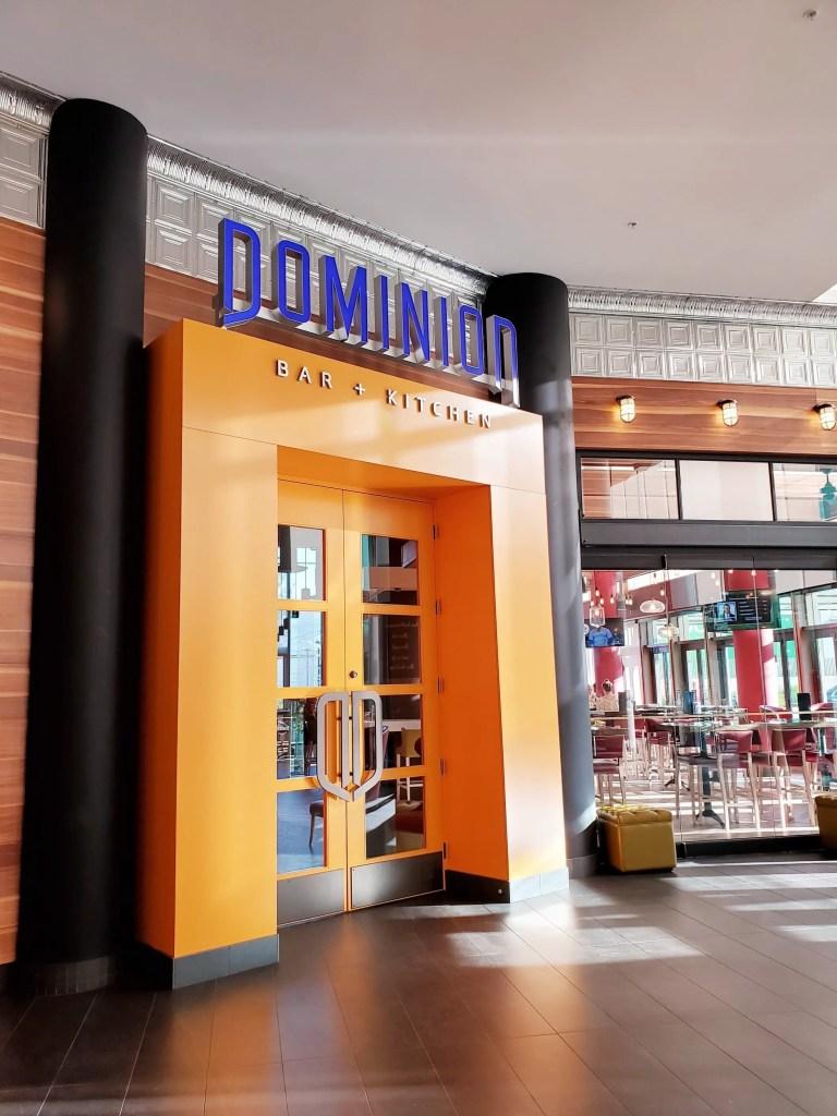 Dominion Bar + Kitchen at Civic Hotel Surrey
