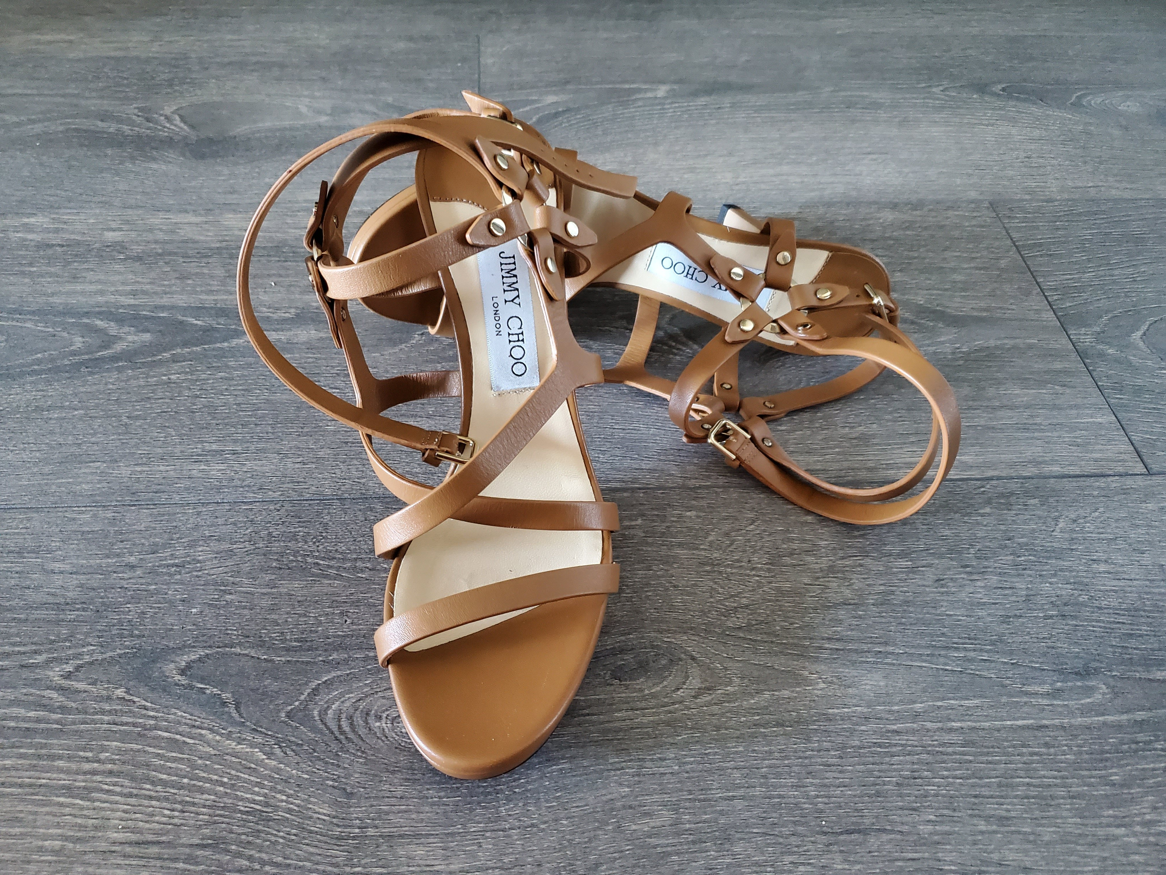 Jimmy Choo Monica Sandals 100 cm