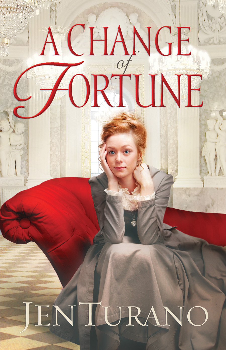 A Change of Fortune Cover