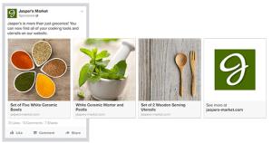 Facebook Multi Product Ad