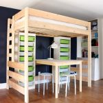 Built In Loft Bunk Beds Marcuscable Com