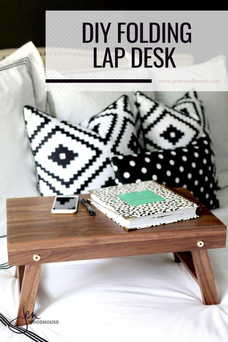 breakfast tray folding lap desk