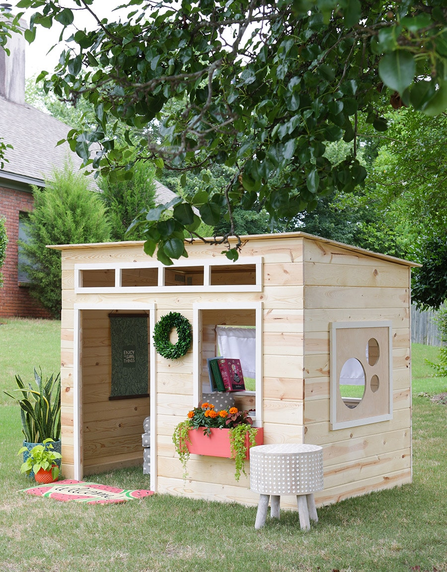 Sheds Outdoor Decorating