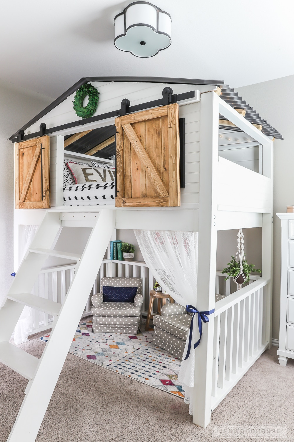7 awesome diy kids bed plans bunk